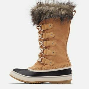 Sorel Joan Of Artic Winter Boots Women's Size 9
